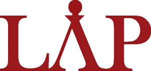 LAP watermark logo
