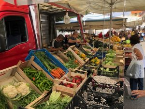 Ceglie Messapica Street Market