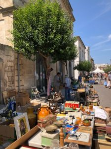 Ostuni Antique Market